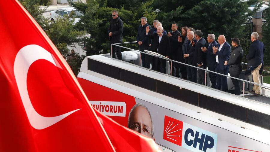 Sechs Festnahmen nach Angriff auf türkischen Oppositionsführer