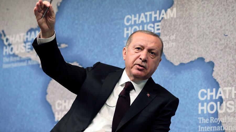 Lira fällt auf Rekordtief - Erdogan will die Geldpolitik an sich reißen