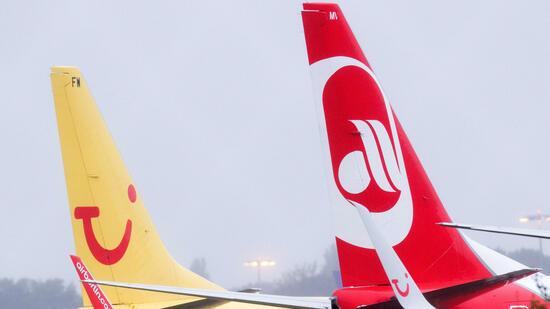 Deutschland prüft mögliche Staatshilfe für Air Berlin