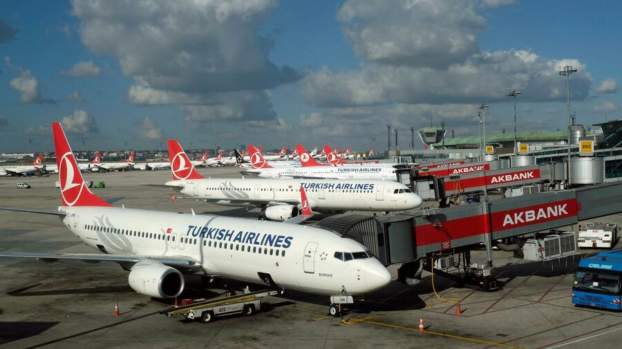 Corendon airlines bewertung
