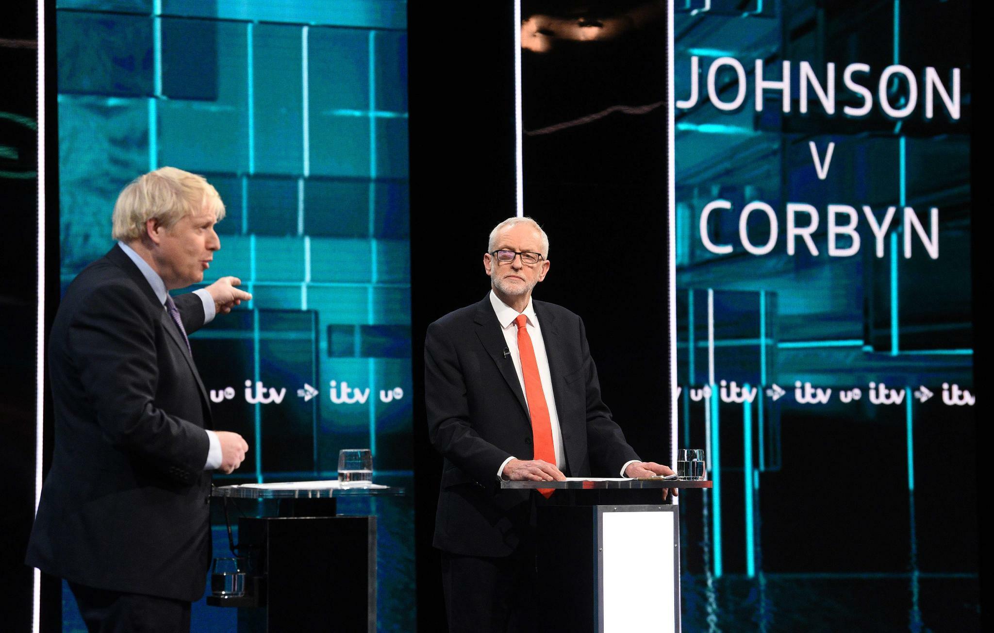 TV-Duell: Johnson gegen Corbyn – Ein Kampf ohne klaren Sieger