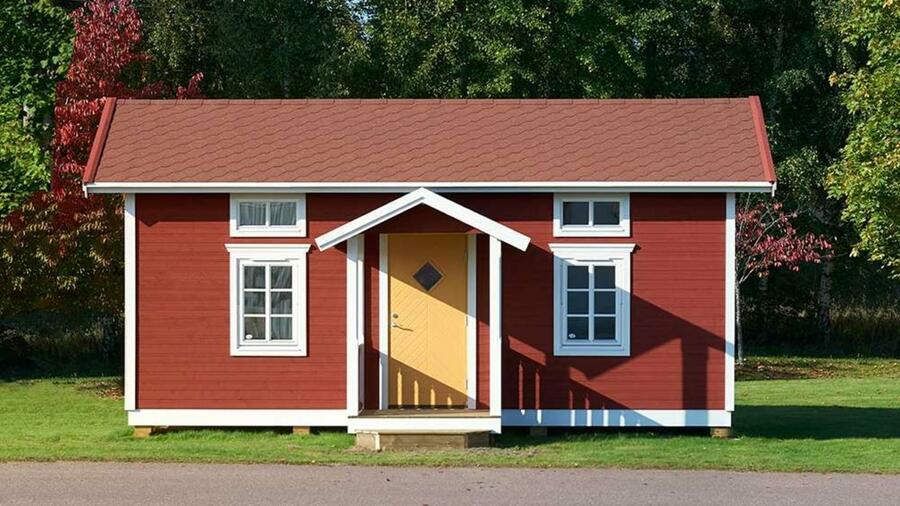 Kleine Wohnung Modell | Attefalls Modell In Schweden Kleine Hauser Grosse Hoffnungen