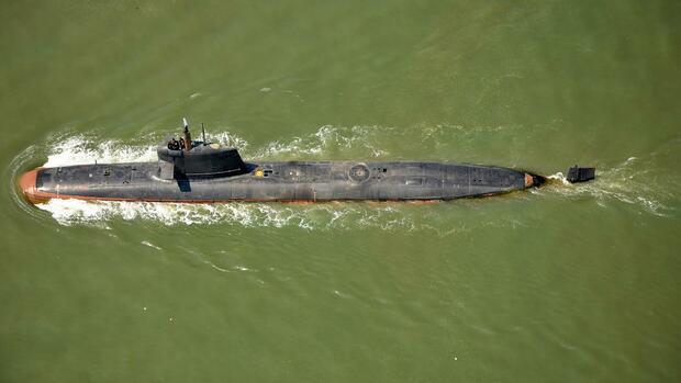 Indien und Russland: Skandal um geleastes Atom-U-Boot