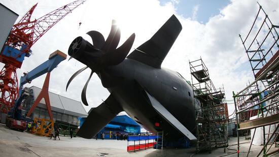 U-Boot-Deal mit Israel - erste Festnahmen