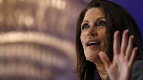 Die Republikanerin Michele Bachmann. Quelle: Reuters