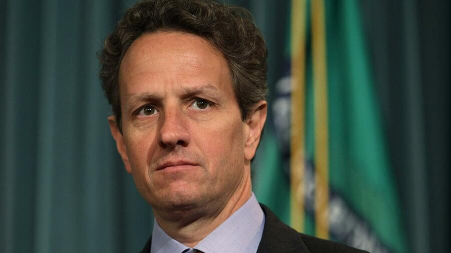 US-Fianzminister Timothy Geithner. Quelle: Reuters