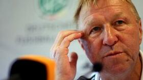 U21-Trainer Horst Hrubesch. Foto: Bongarts/Getty Images Quelle: SID