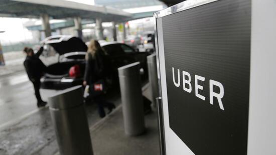 Fahrdienst: Uber steigert Umsatz und verringert Quartalsverlust