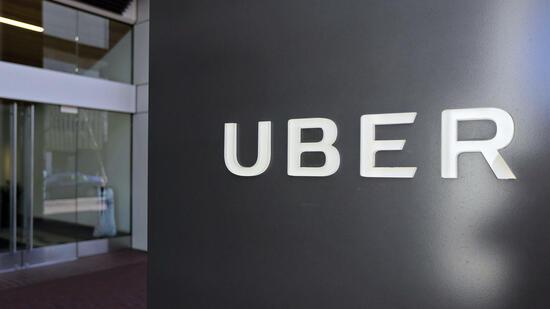 Uber: Fahrdienst macht 708 Millionen Dollar Verlust