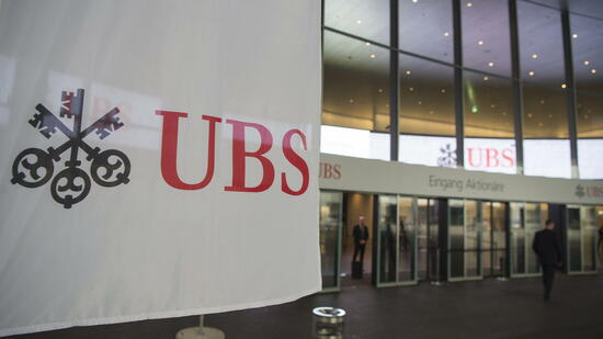 UBS in Basel