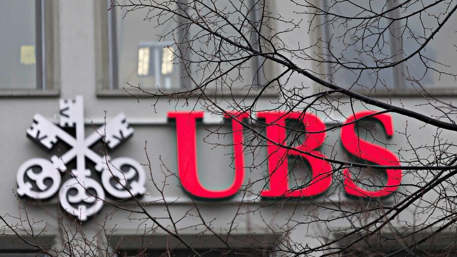 UBS übertrifft Erwartungen im 1. Quartal - Sondereffekt stützt