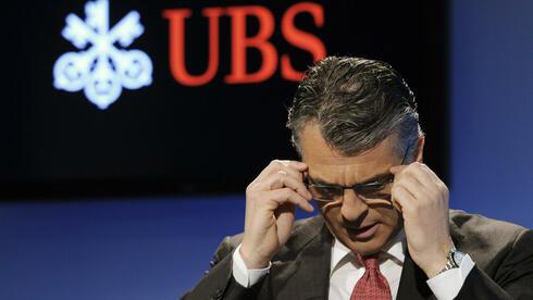 UBS-Chef Sergio Ermotti. Quelle: dapd
