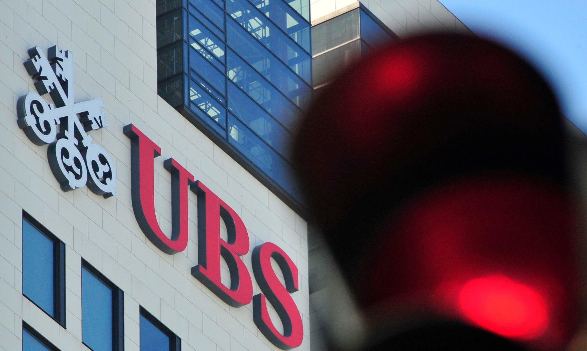 UBS baut nach Gewinnrückgang Investmentsparte um
