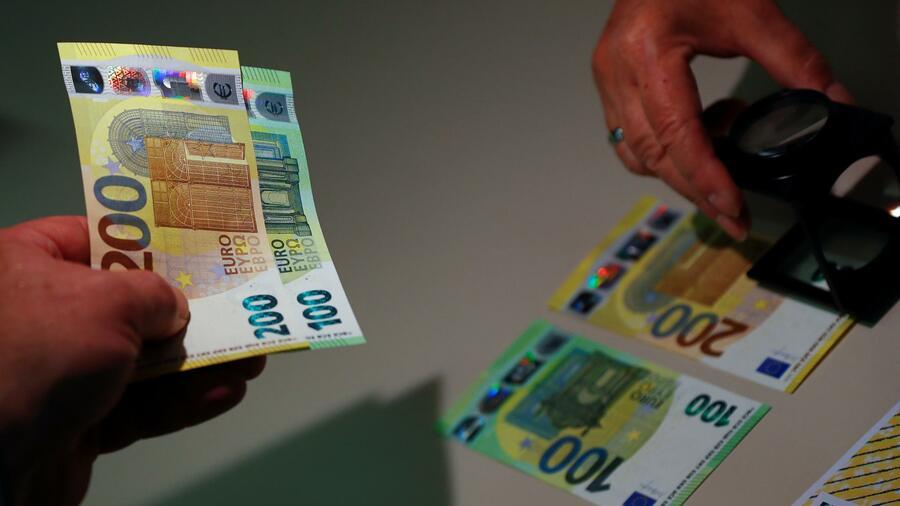 So sehen die neuen 100- und 200-Euro-Scheine aus - Finanzen
