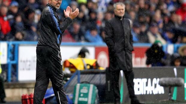 "Fußball: ""Stolzer"" Wagner bezwingt polternden Mourinho"