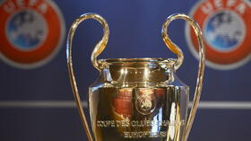 Der Champions-League-Pokal. Quelle: dpa