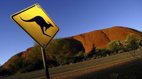 Ayers Rock wird für Kletterer gesperrt