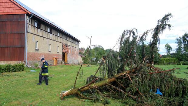 Sturm In Niedersachsen