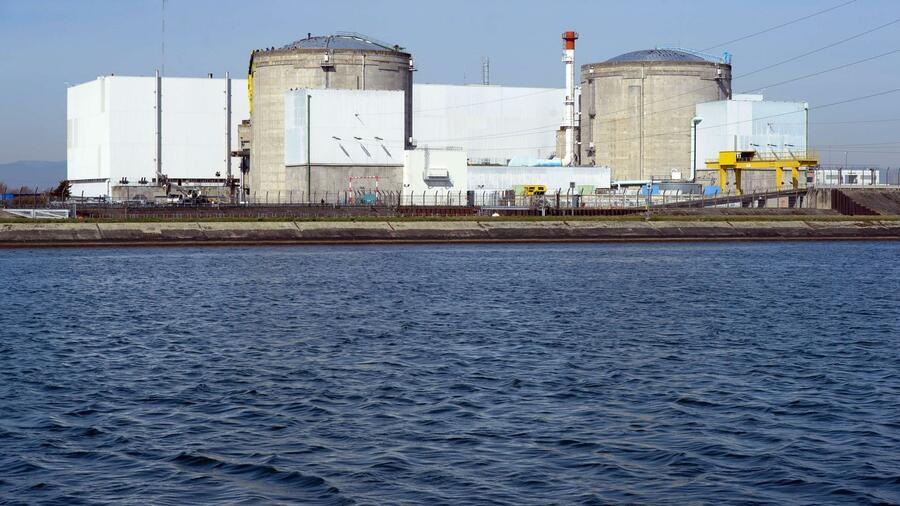 Französisches Atomkraftwerk meldet Defekt