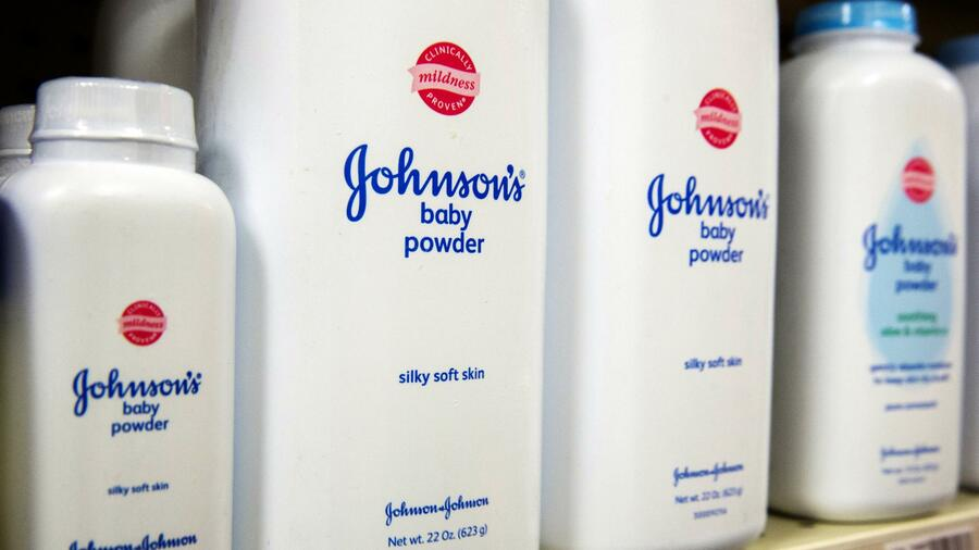Johnson & Johnson soll in Asbest-Prozess Milliardenstrafe zahlen Quelle: Reuters