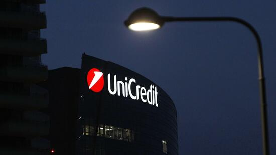 Unicredit-Zentrale in Mailand