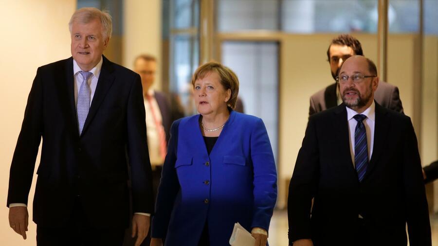 Martin Schulz will Minister werden