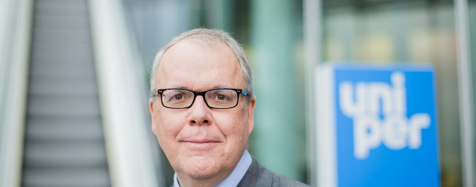 РЭН-2017: Клаус Шефер - Главный исполнительный директор компании «Uniper»