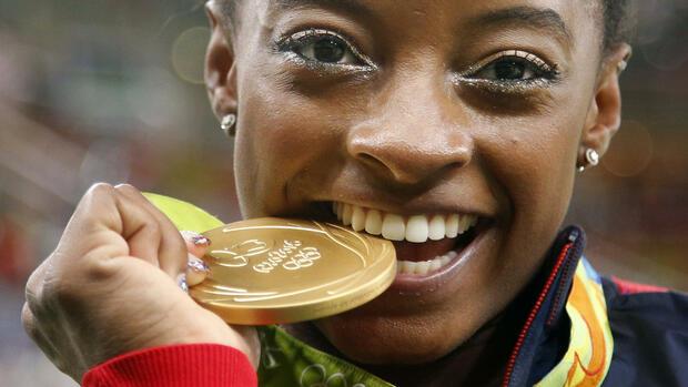 Goldmedaille Olympia Wert