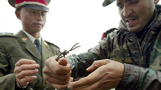 Indien und China einigen sich