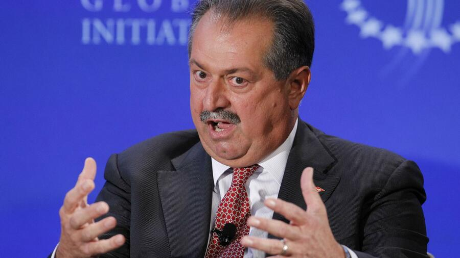 Andrew Liveris, Chef von Dow Chemical. Quelle: Reuters
