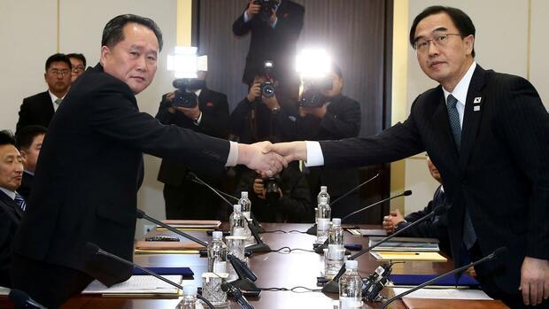 """Nordkorea-Konflikt: USA prüfen """"Militärschlag..."""