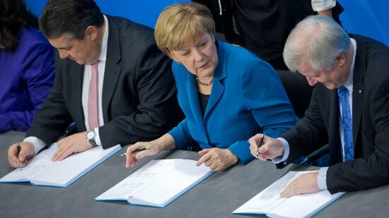 SPD-Fraktion setzt Union mit