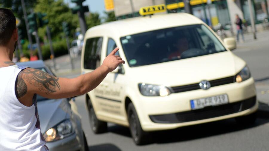 taxi düsseldorf rechner