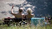 Arm im Alter: Warum das Rentenniveau nicht fallen darf