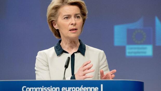 Politik: EU-Kommission will 100 Milliarden Euro Schulden aufnehmen