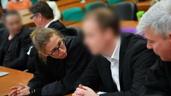 S&K-Gründer zu Haftstrafen verurteilt