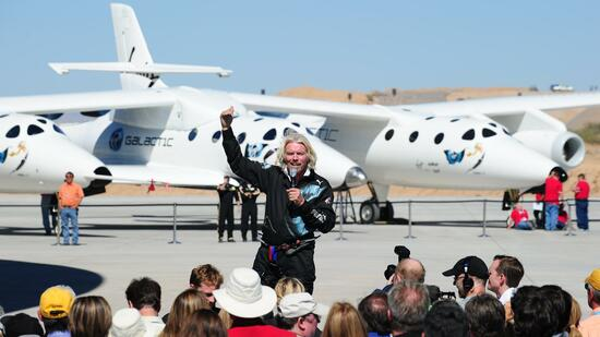 Spaceport America: Richard Bransons privater Weltraumbahnhof