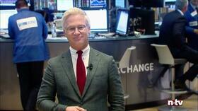 Wie der Wall Street-Handel lief: US-Anleger beäugen neues Smartphone