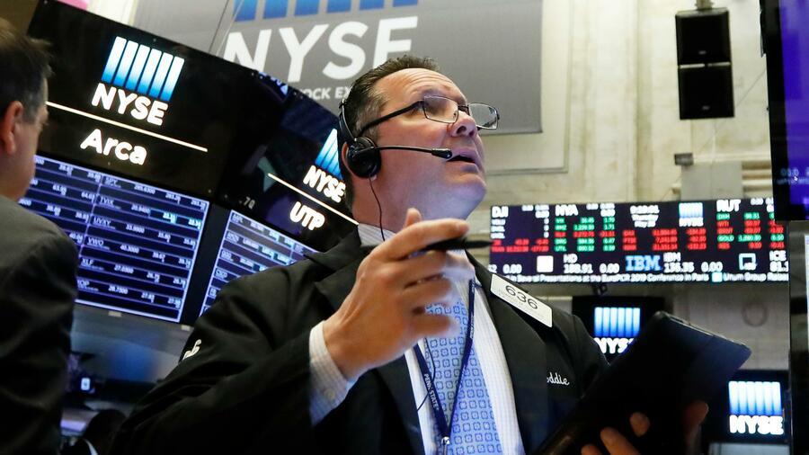 Tankerkrise drückt Wall Street ins Minus