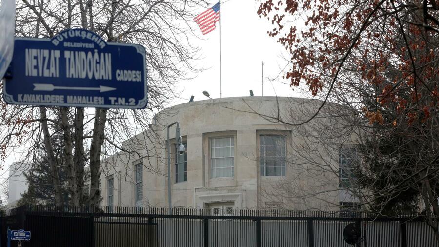 Amerikanische Botschaft in Ankara geschlossen