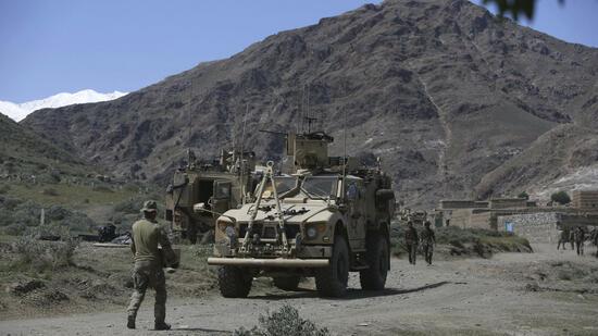Taliban fordern in Brief an Trump Abzug der US-Truppen