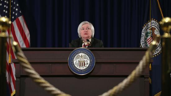 US-Notenbank-Chefin Janet Yellen