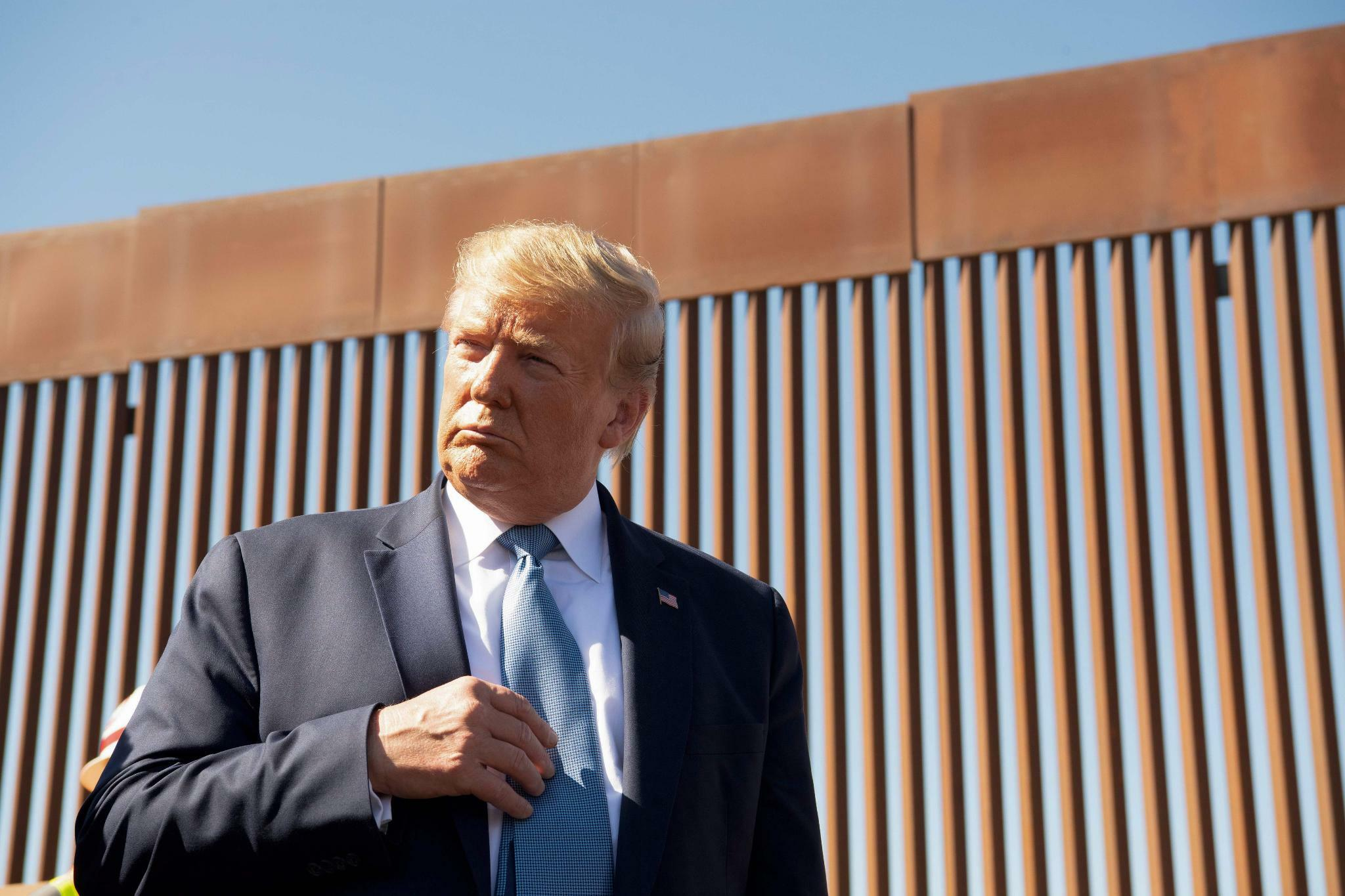 Trump retweetet manipuliertes Video über Demokratin Ilhan Omar