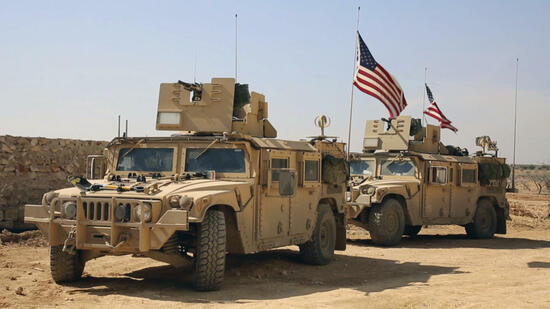 US-Truppen in Syrien