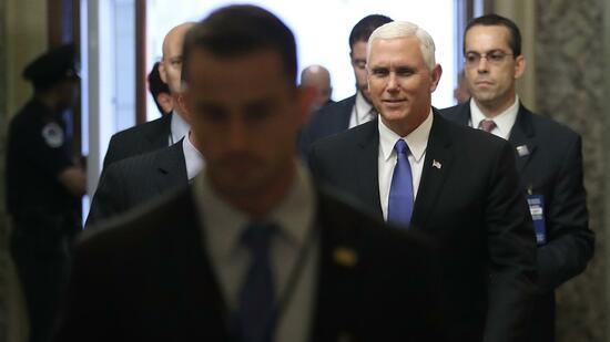Schlappe für Trump im US-Senat