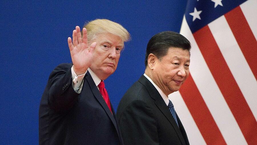 Trump will bald Milliardenzölle gegen China verhängen