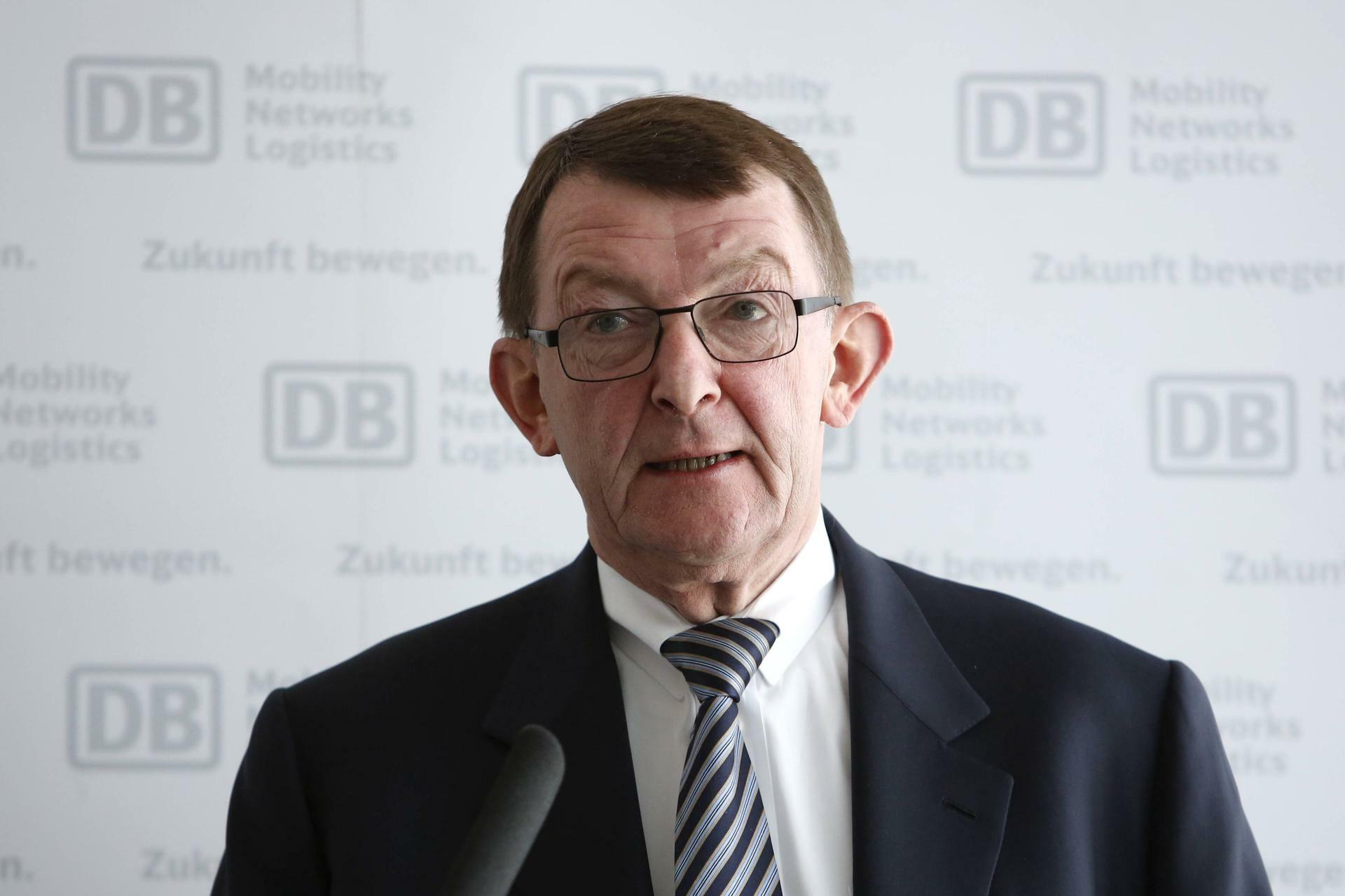 Deutsche Bahn Aufsichtsratschef Felcht Vor Dem Rücktritt