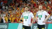 Remis gegen Mazedonien: Deutsche Handballer verpatzen das Gruppenfinale