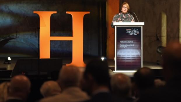Industrie 4.0 bestimmt Diskussionen bei Handelsblatt-Gipfel