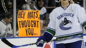 Vancouver 2010 ohne Mats Sundin. Foto: Bongarts/Getty Images Quelle: SID